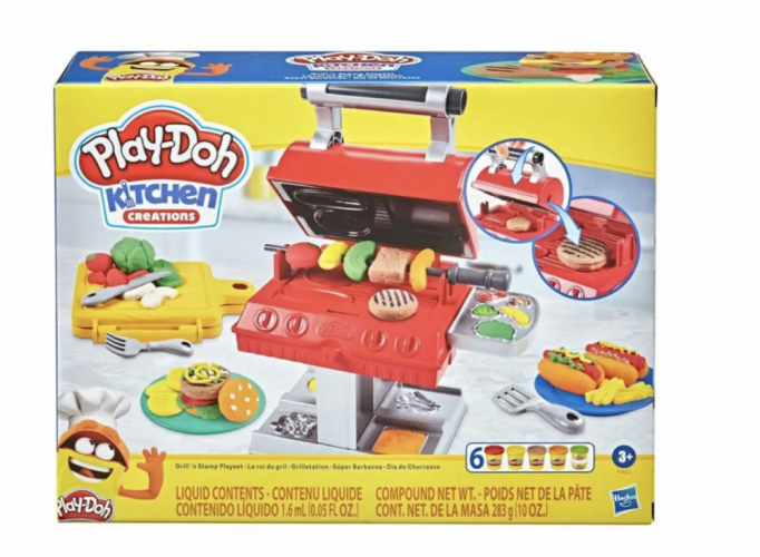 Play-Doh Barbecue gril